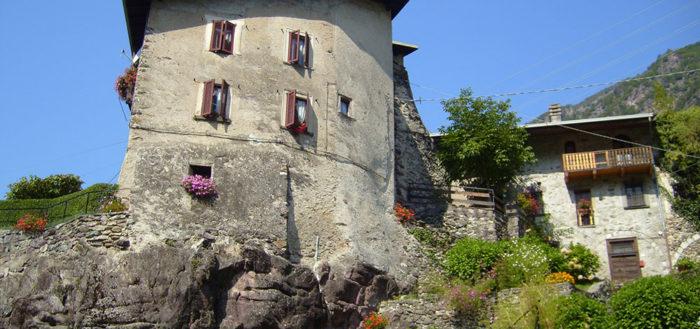 La Casa Nella Roccia.La Casa Sulla Roccia Domenico Visigalli